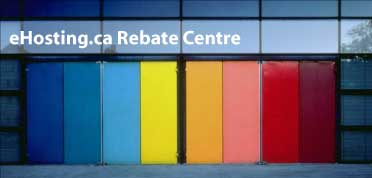 Web Hosting Rebate Centre